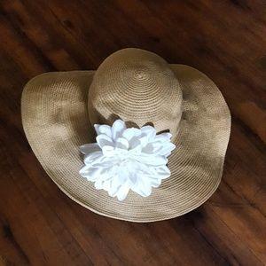 J Crew Factory - Straw Hat
